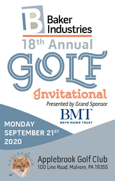 18th Annual Baker Industries Golf Invitational