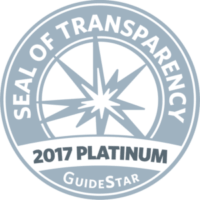 GuideStar Seal of Transparency 2017